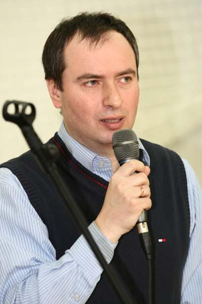 Председатель исполкома ФБМО Сергей Жилин